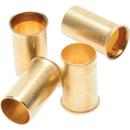 Verstärkungshülse für Rohr 10x8,0 mm, Messing