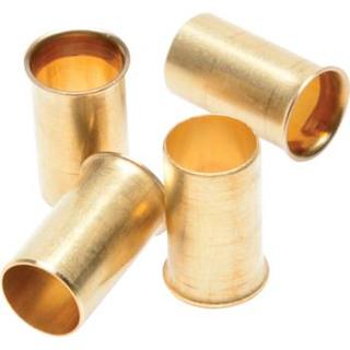 Verstärkungshülse für Rohr 12x9 mm, Messing