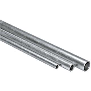 Präzisionsrohr Hydraulikrohr Chrom VI frei verzinkt 10x2 mm 1m