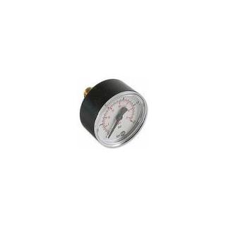 Manometer 40 mm 0 - 6 bar G 1/8 B rückseitig