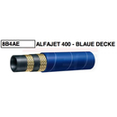 Alfajet 400 DN 08 blau 40m  komplett mit Verschraubung